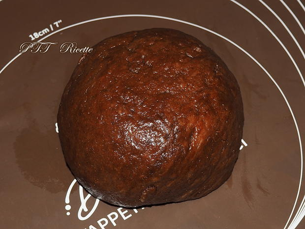 Biscotti al cacao e zenzero 1