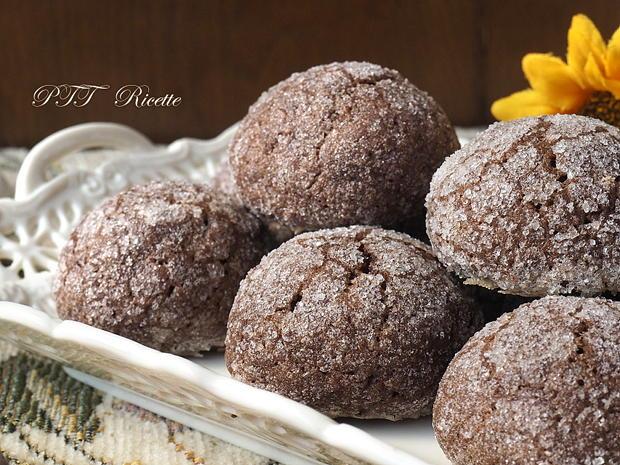 Biscotti al cacao e zenzero 10
