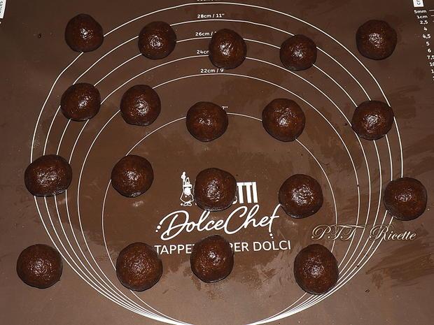 Biscotti al cacao e zenzero 2