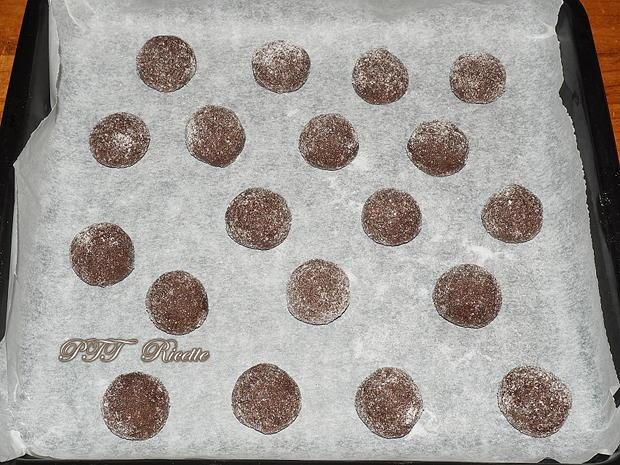 Biscotti al cacao e zenzero 4