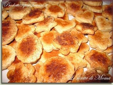 Biscotti al latte profumati alla cannella