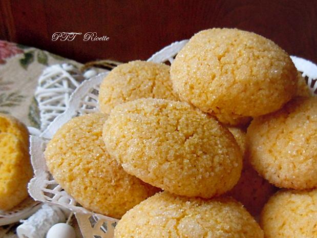 Biscotti al limone con farina di mais fioretto 12