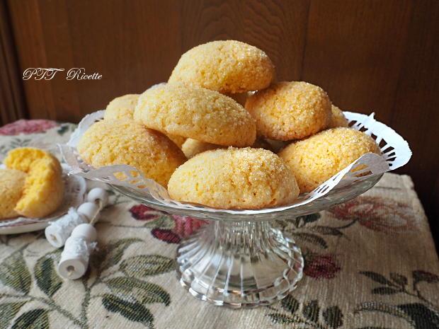 Biscotti al limone con farina di mais fioretto 13
