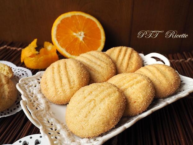 Biscotti all'arancia senza burro 13