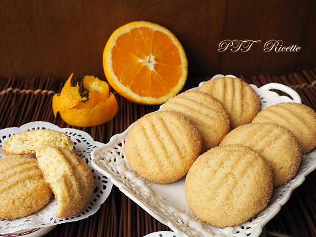 Biscotti all'arancia senza burro 15
