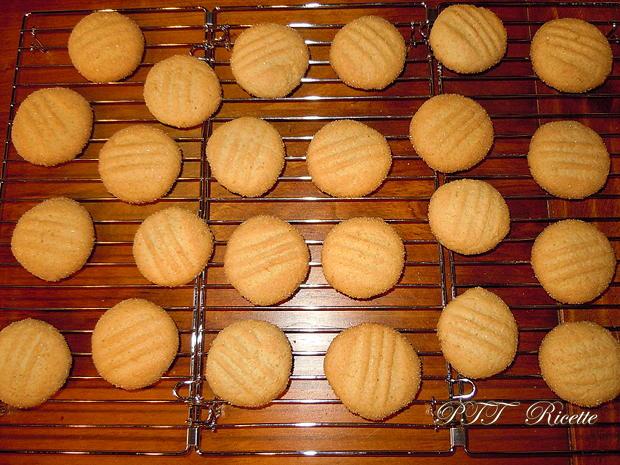Biscotti all'arancia senza burro 9