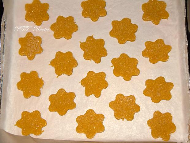 Biscotti alla curcuma senza lattosio 10