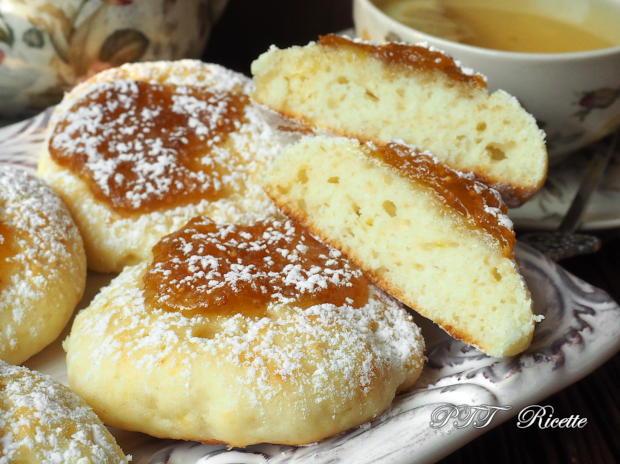 Biscotti alla ricotta con confettura di fichi 5