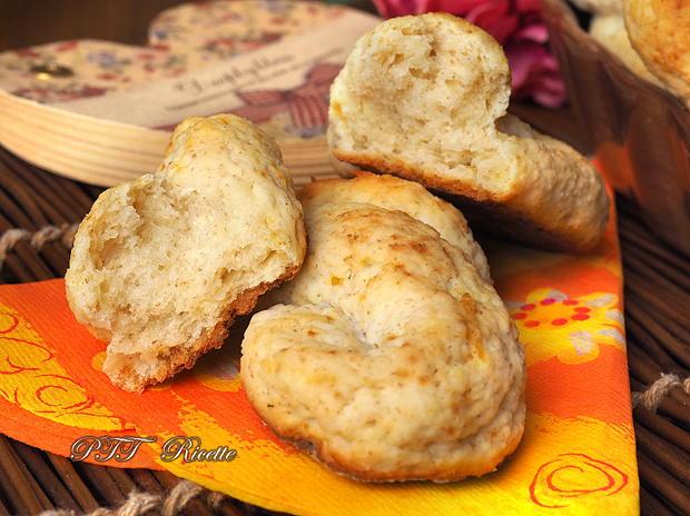 Biscotti alla ricotta senza zucchero 7
