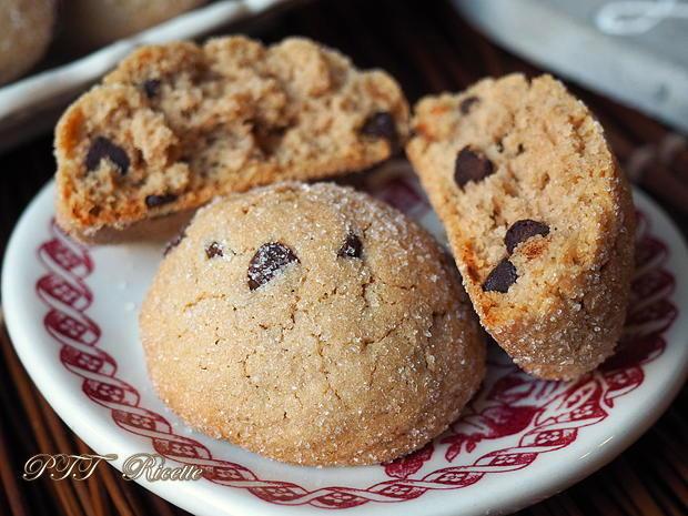 Biscotti con farina di castagne 8