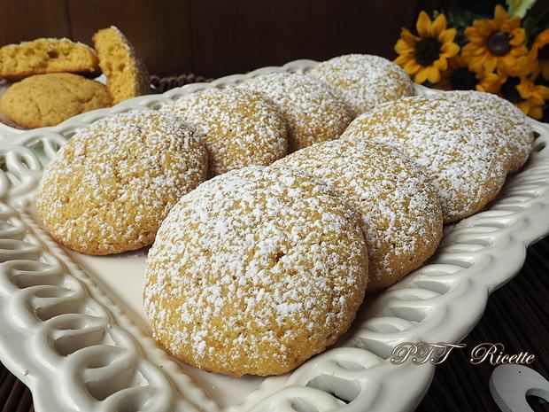 Biscotti con farina di mais Fioretto 6