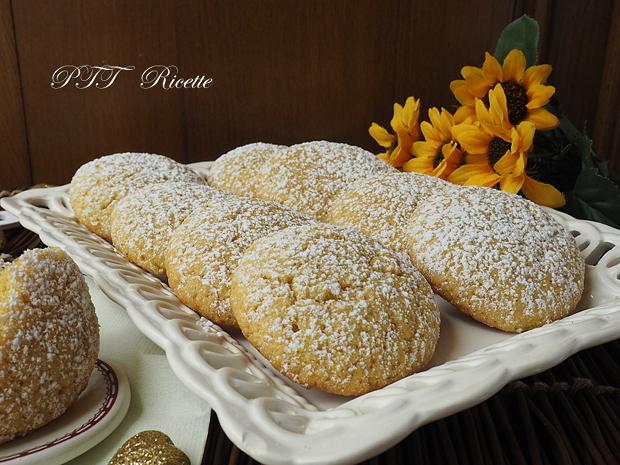 Biscotti con farina di mais Fioretto 7