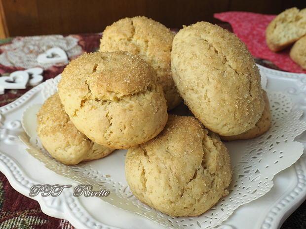 Biscotti da inzuppo alla vaniglia