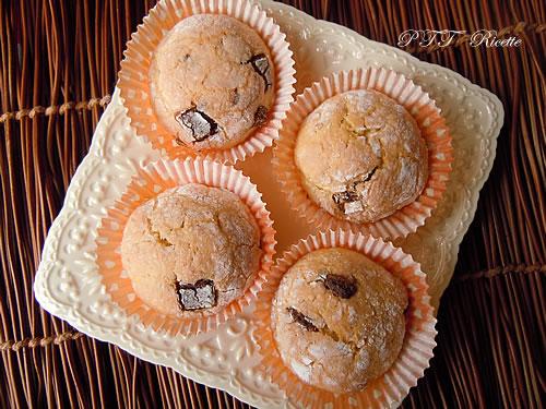 Biscotti da latte con gocce di cioccolato 12