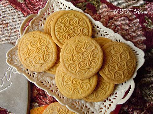Biscotti di pasta frolla all'olio 10