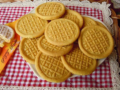 Biscotti di pasta frolla all'olio 7