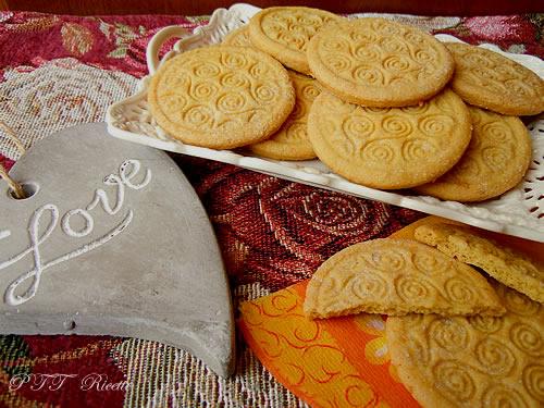 Biscotti di pasta frolla all'olio 8