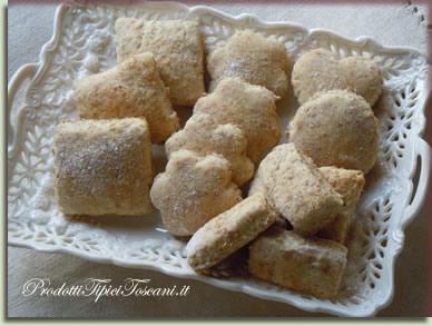 Biscotti dietetici con crusca 2