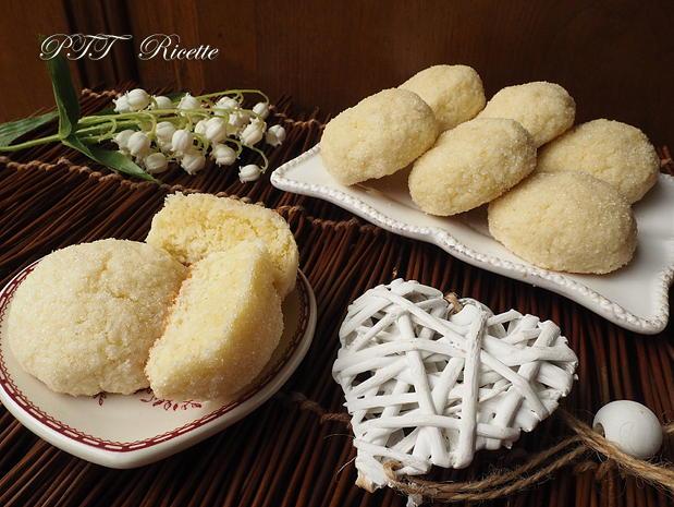 Biscotti morbidi senza glutine al cocco 12