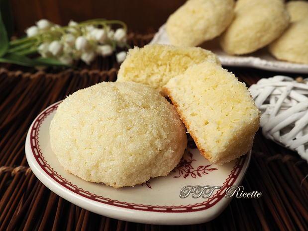 Biscotti morbidi senza glutine al cocco 7