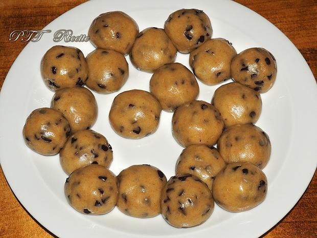 Biscotti per la colazione con gocce di cioccolato 2