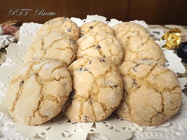 Biscotti per la colazione con gocce di cioccolato 9
