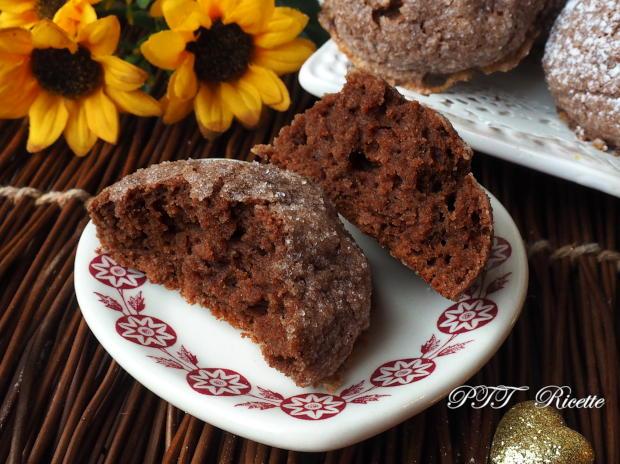 Biscotti ricotta e cacao 6
