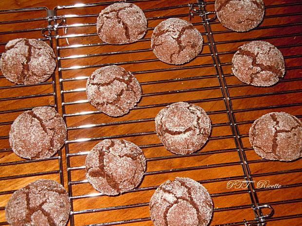 Biscotti senza burro al cacao 2