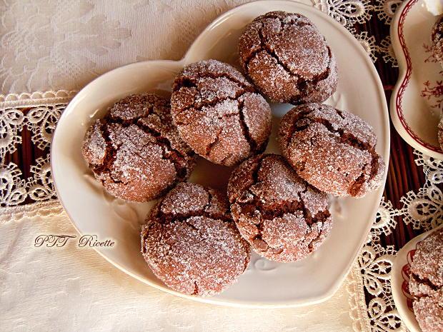 Biscotti senza burro al cacao 4