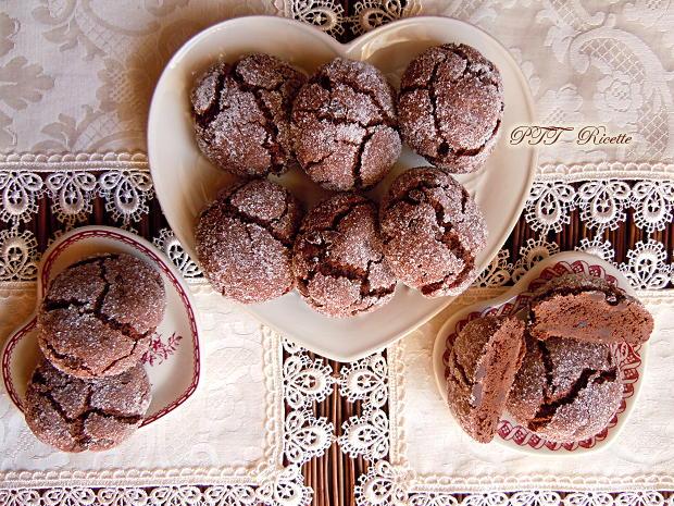 Biscotti senza burro al cacao