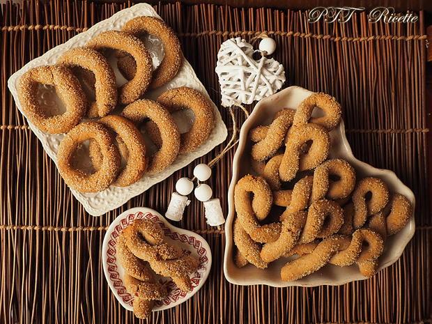 Biscotti senza glutine con farina di castagne 13