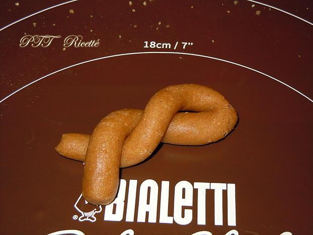 Biscotti senza glutine con farina di castagne 4