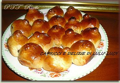 Brioscine siciliane 1