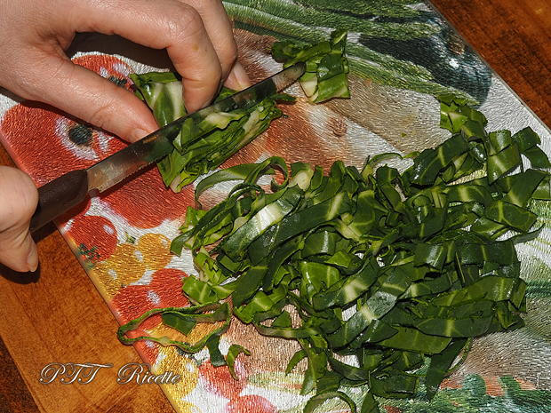 Bulgur e fave con verdure 2