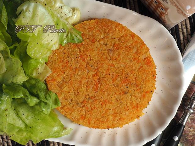 Burger vegetale fatto in casa 11