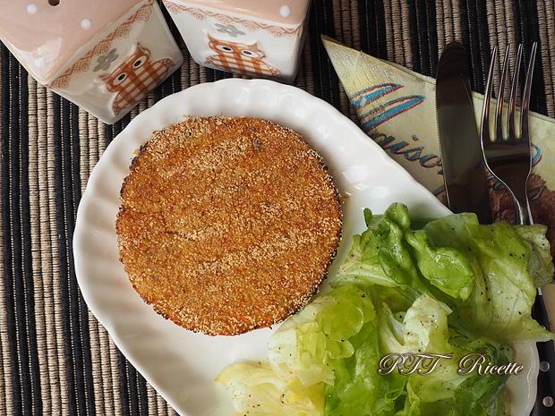 Burger vegetale fatto in casa 15