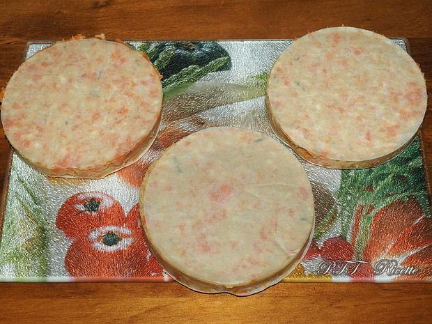 Burger vegetali di riso, ceci e carote 11