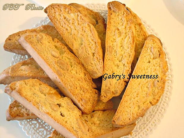 Cantuccini alle mandorle