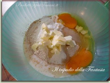 Castagnole con farina integrale 1