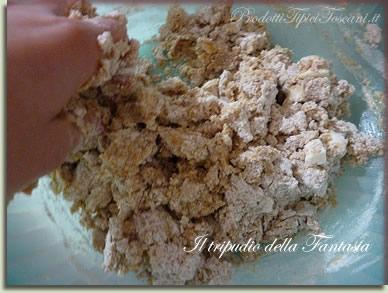 Castagnole con farina integrale 2