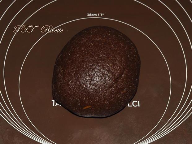 Cestini al cacao ripieni ai kiwi 1