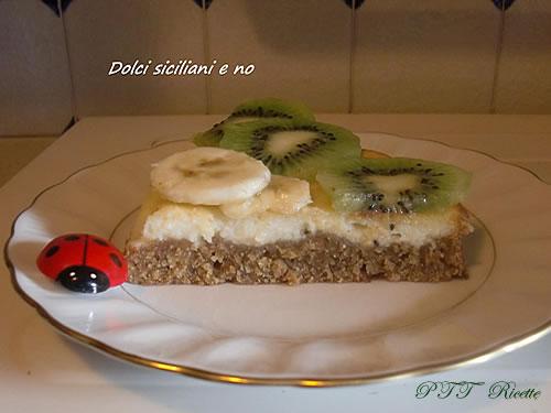 Cheesecake alla frutta 1
