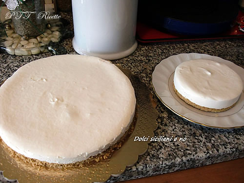 Cheesecake con fragoline 5
