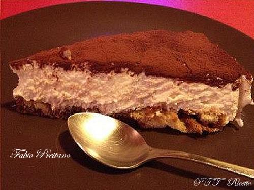 Cheesecake tiramisù 1