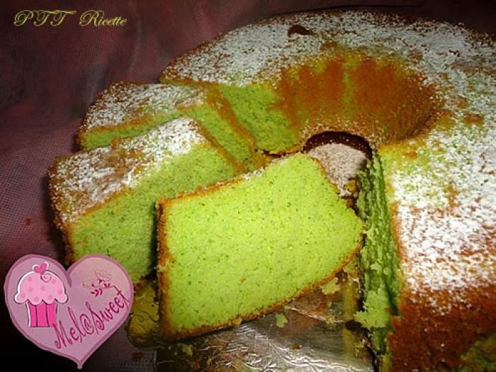 Super Chiffon cake al pistacchio - PTT Ricette ZV98