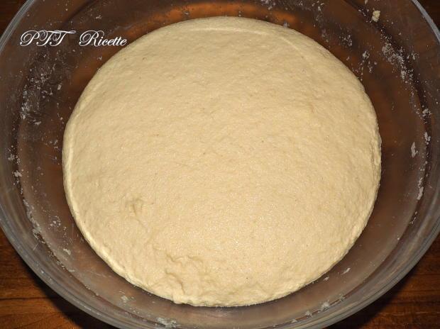 Ciabattine di pane di grano duro senza impasto 6