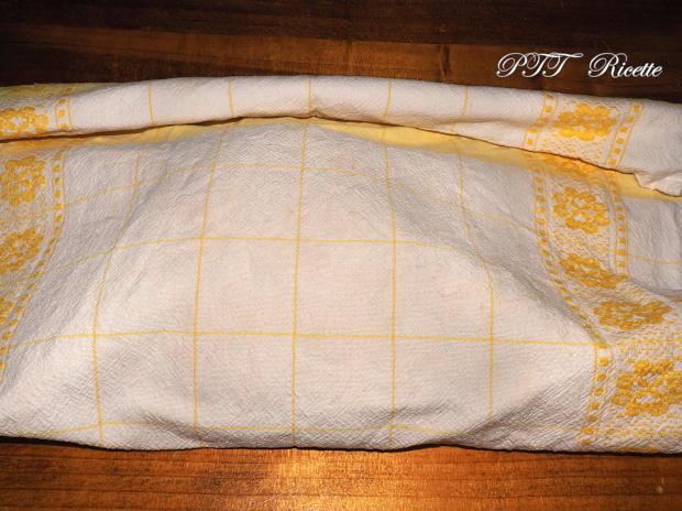 Ciabattine di pane di grano duro senza impasto 9
