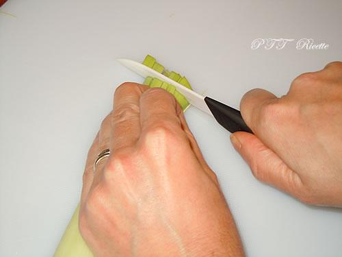 Come pulire e tagliare il porro 20