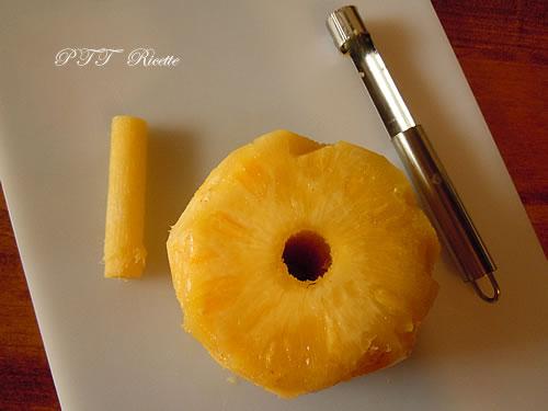 Come pulire e tagliare l'Ananas 5