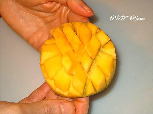 Come tagliare un mango 9